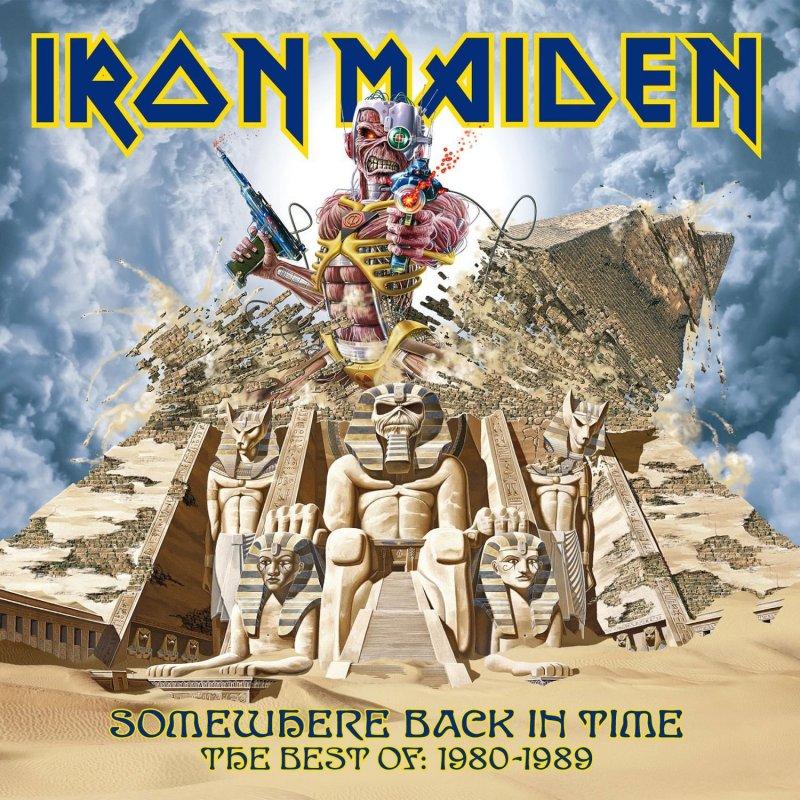 Iron Maiden - Somewhere Back In Time - Vinyl / LP