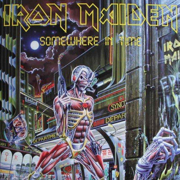Iron Maiden - Somewhere In Time - Vinyl / LP