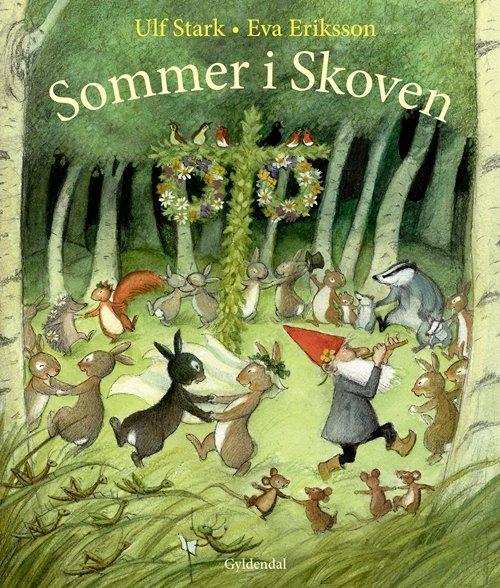 Image of   Sommer I Skoven - Ulf Stark - Bog