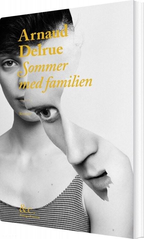 Sommer Med Familien - Arnaud Delrue - Bog