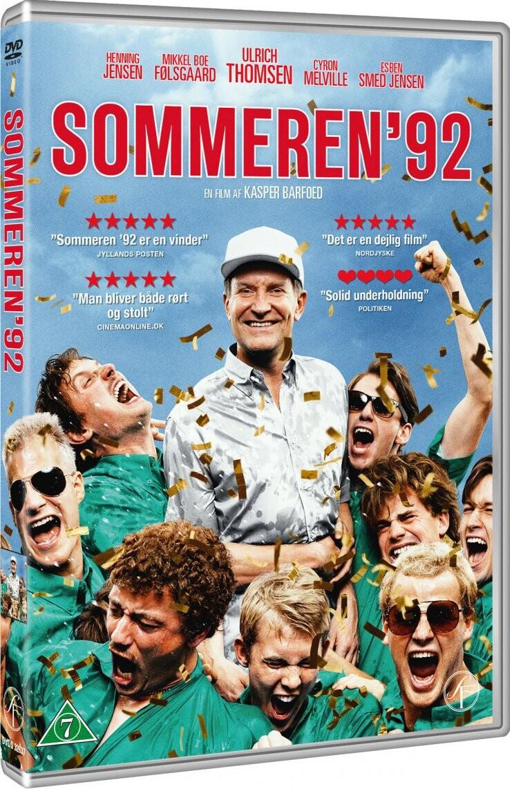 sommeren 92 dvd