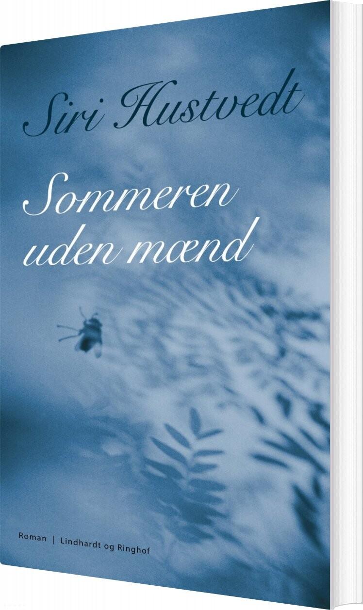 Image of   Sommeren Uden Mænd - Siri Hustvedt - Bog