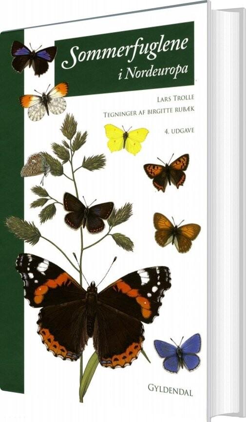 Image of   Sommerfuglene I Nordeuropa - Lars Trolle - Bog