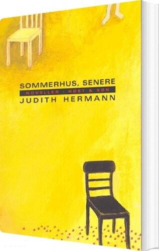 Image of   Sommerhus, Senere - Judith Hermann - Bog