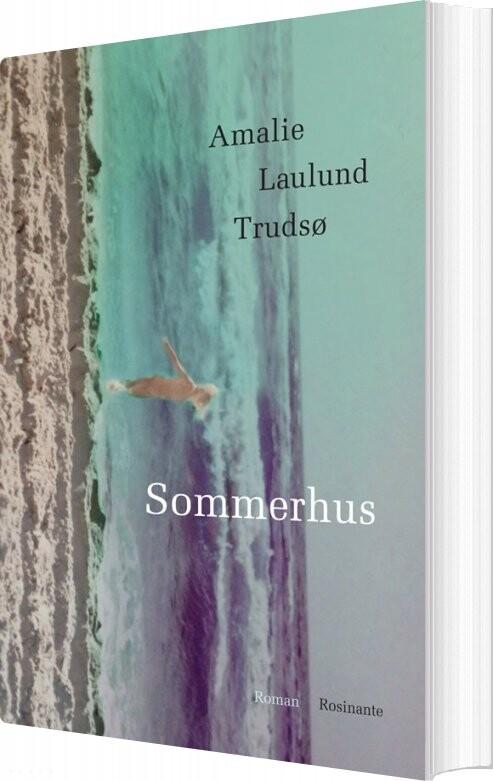 Image of   Sommerhus - Amalie Laulund Trudsø - Bog