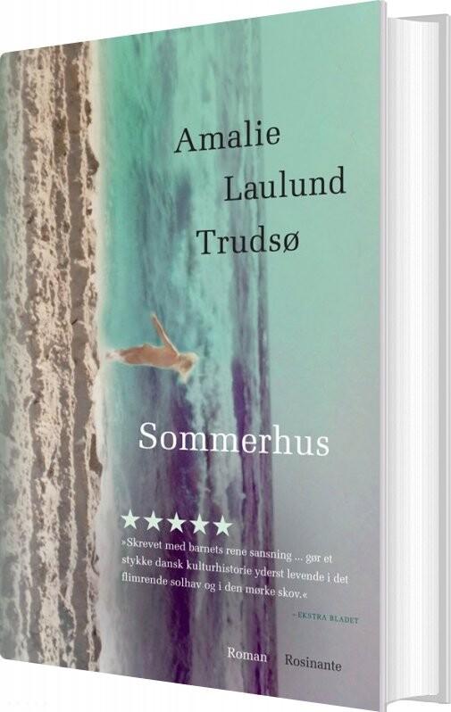 Sommerhus - Amalie Laulund Trudsø - Bog