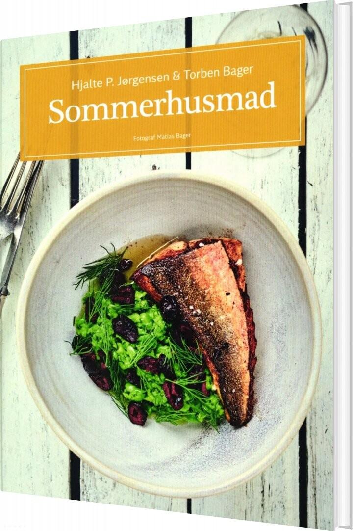 Sommerhusmad - Torben Bager - Bog