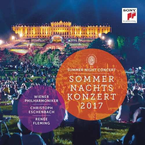 Image of   Christoph Eschenbach & Wiener Philharmoniker - Sommernachtskonzert 2017 / Summer Night Concert 2017 - CD