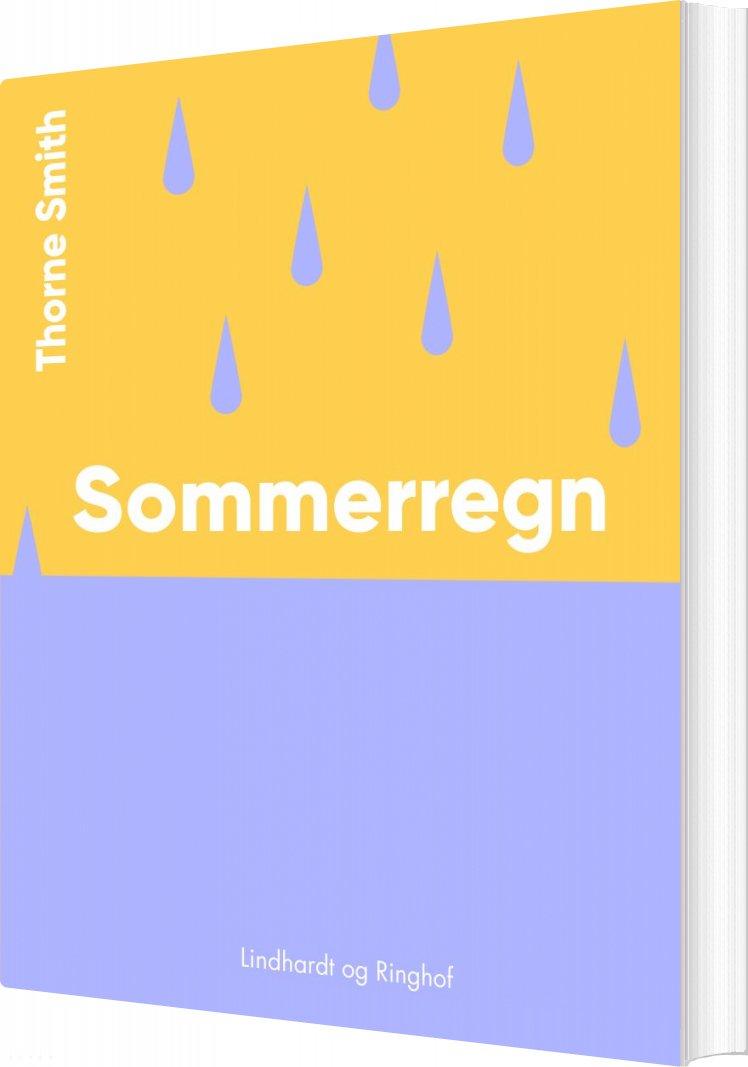 Sommerregn - Thorne Smith - Bog