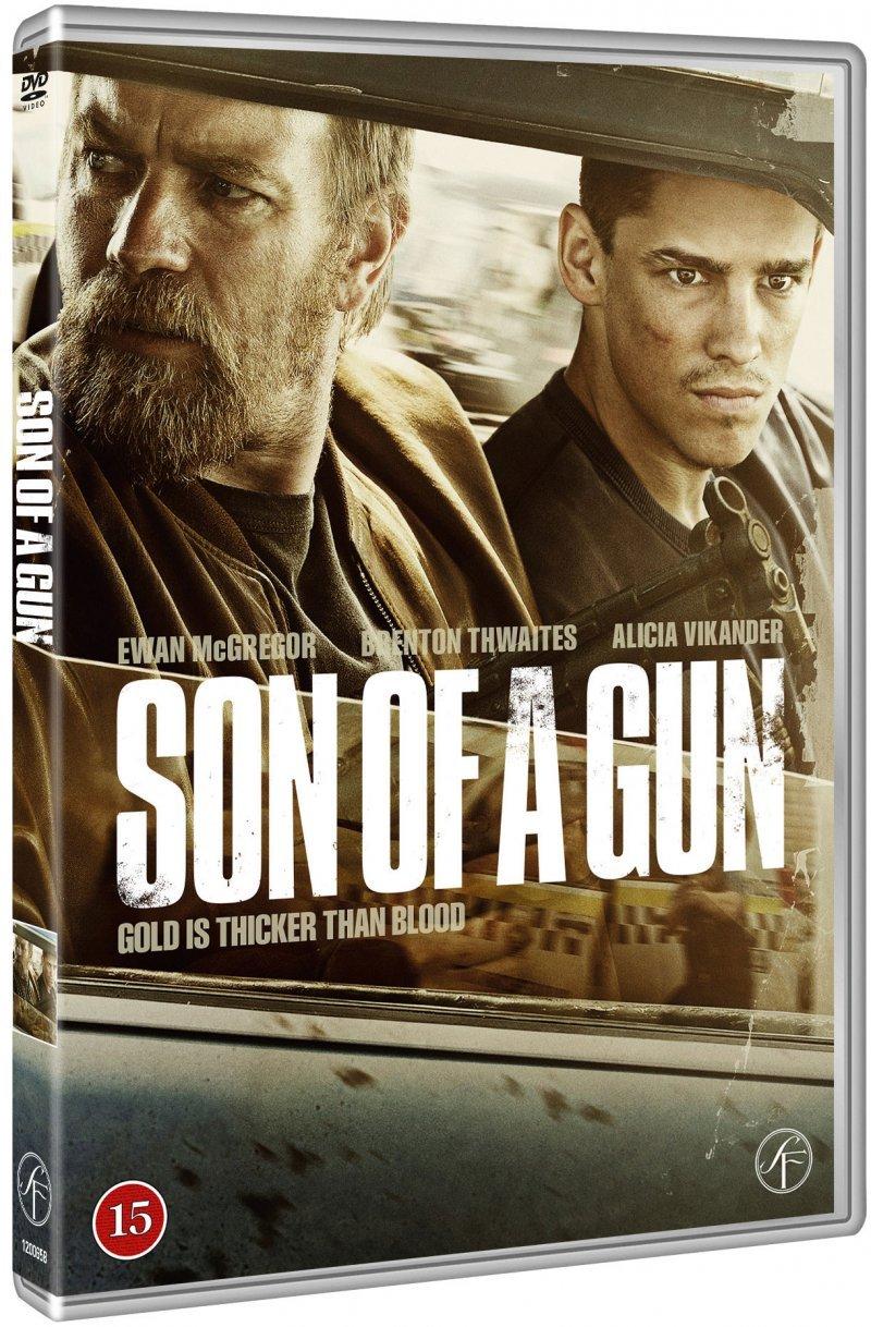 Image of   Son Of A Gun - DVD - Film