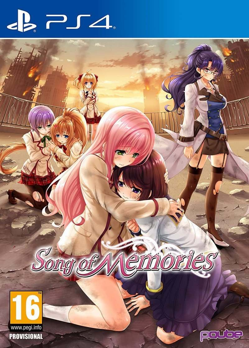Image of   Song Of Memories - PS4