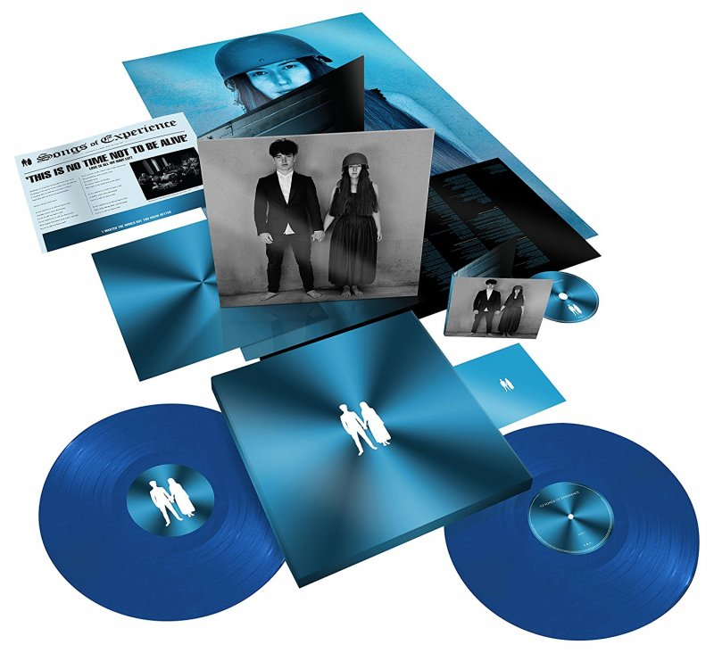 U2 - Songs Of Experience - Deluxe - Vinyl / LP