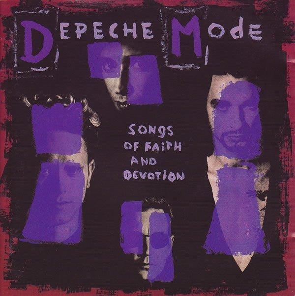 Image of   Depeche Mode - Songs Of Faith And Devotion - Vinyl / LP