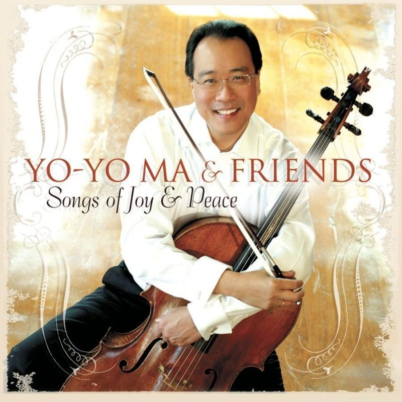 Yo-yo Ma - Songs Of Joy & Peace - Vinyl / LP