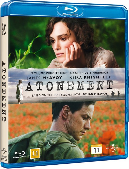 Image of   Atonement / Soning - Blu-Ray