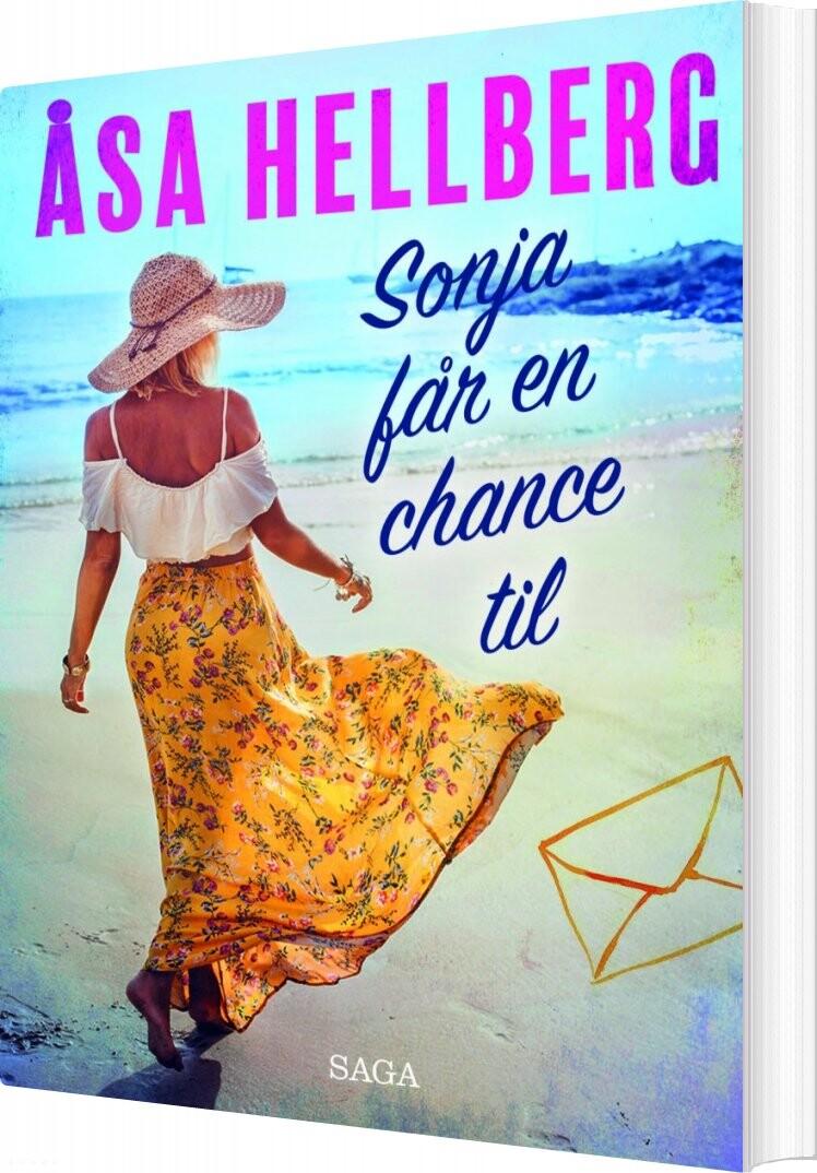 Billede af Sonja Får En Chance Til - åsa Hellberg - Bog