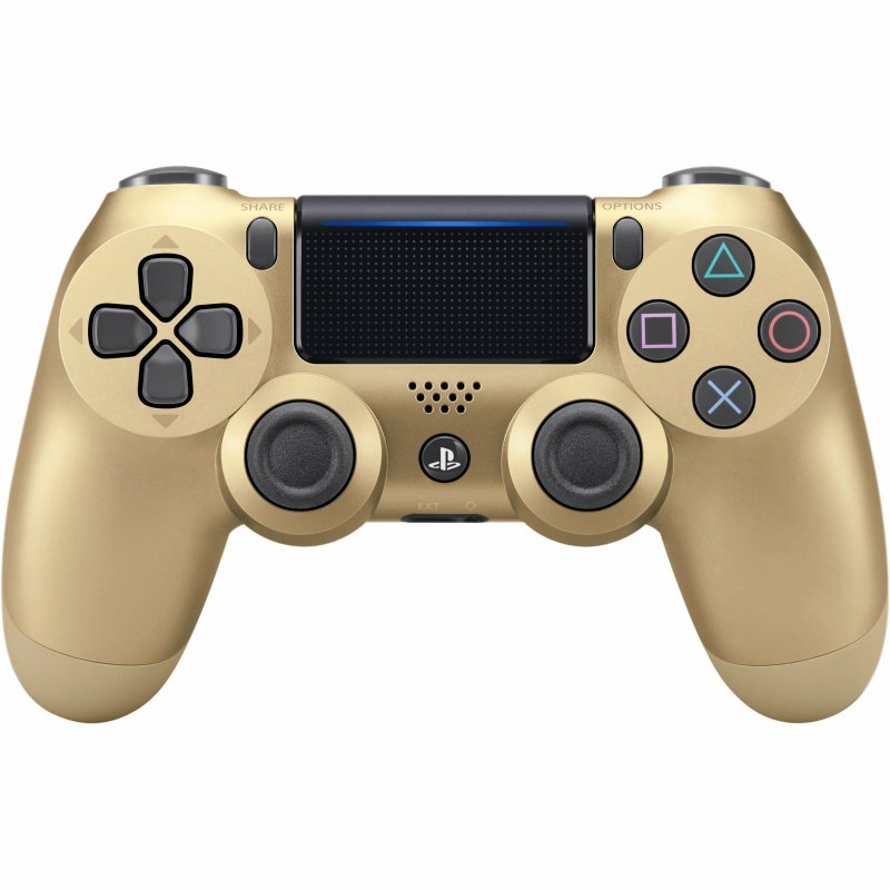 Image of   Playstation 4 Controller - Guld