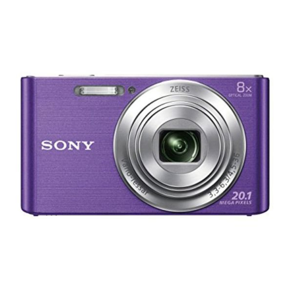 Image of   Sony Kompakt Kamera Dsc-w830 - Violet