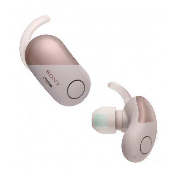 Billede af Sony - Ledningsfri Noise Cancelling Earbud Høretelefoner - Wfsp700n - Pink
