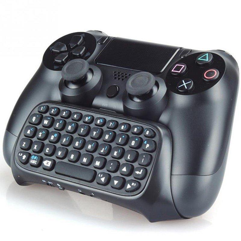 Image of   Sony Playstation 4 Bluetooth Tastatur - Rækkevidde 8-10m.
