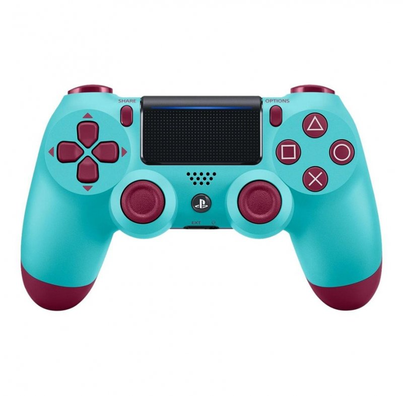 Image of   Dualshock V2 Controller Til Ps4 I Berry Blue
