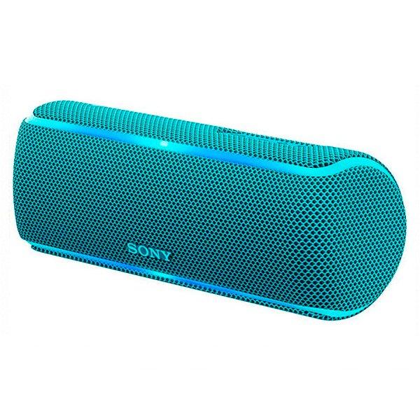 Rørig Sony Srs-xb21 Trådløs Bluetooth Højttaler I Blå → Køb billigt her WP-84
