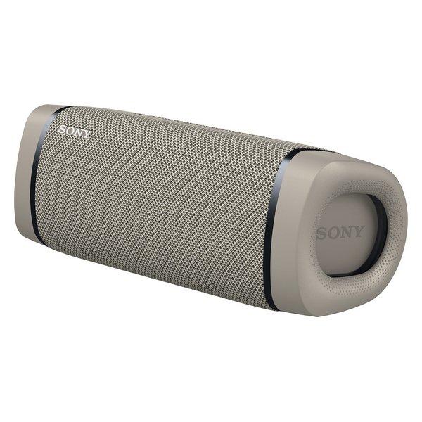 Sony Srsxb33 – Bluetooth Højttaler – Beige