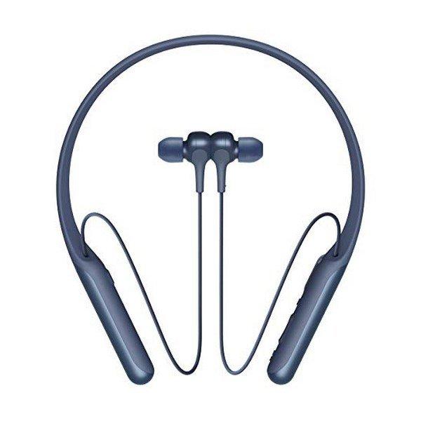 Billede af Sony - Trådløs Sports Høretelefoner Med Bluetooth - Wic600n - Blå