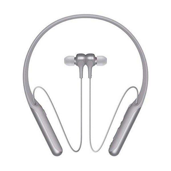 Billede af Sony - Trådløs Sports Høretelefoner Med Bluetooth - Wic600n - Sølv
