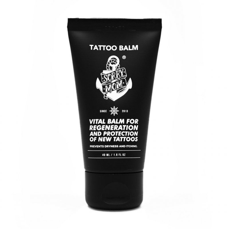 Image of   Sorry Mom Tattoo Balm - 100 Ml.