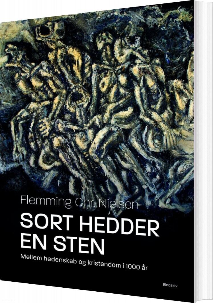Image of   Sort Hedder En Sten - Flemming Chr. Nielsen - Bog