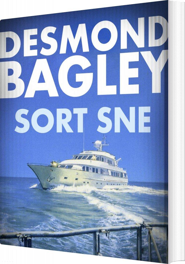 Sort Sne - Desmond Bagley - Bog
