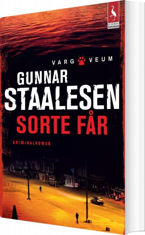 Sorte Får - Gunnar Staalesen - Bog