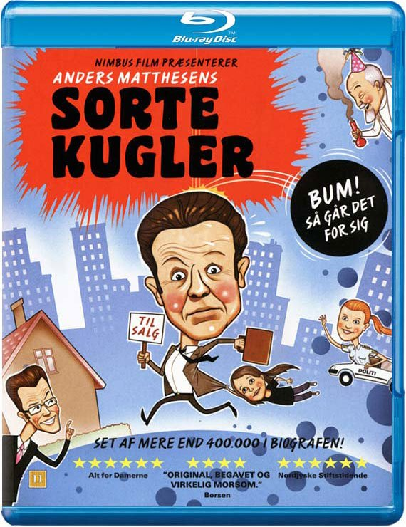 Sorte Kugler - Nimbus Film