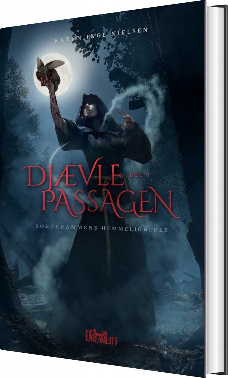 Sortedammens Hemmeligheder - Djævlepassagen 1 - Karen Inge Nielsen - Bog
