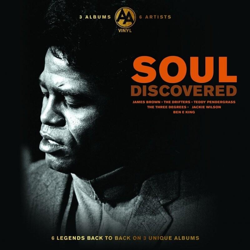 Image of   Soul Discovered - Vinyl / LP