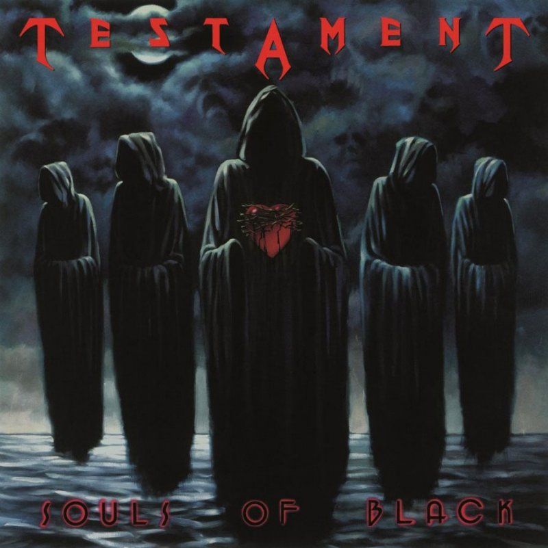 Testament - Souls Of Black - Vinyl / LP