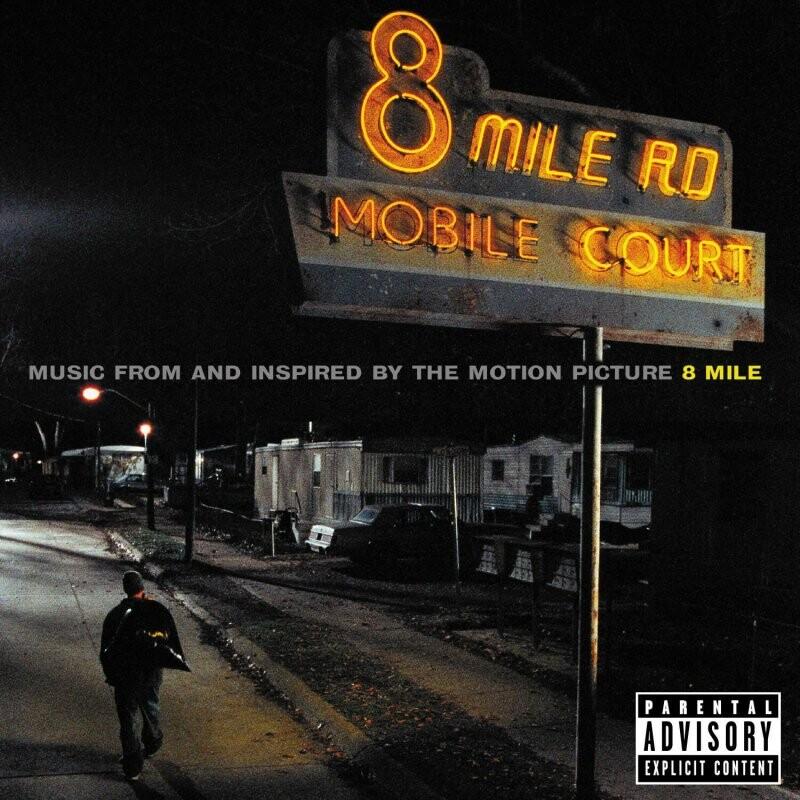 Image of   Eminem - Soundtrack - 8 Mile - Vinyl / LP