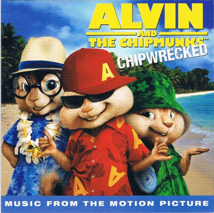 Image of   Alvin Og De Frække Jordegern 3 Soundtrack - CD