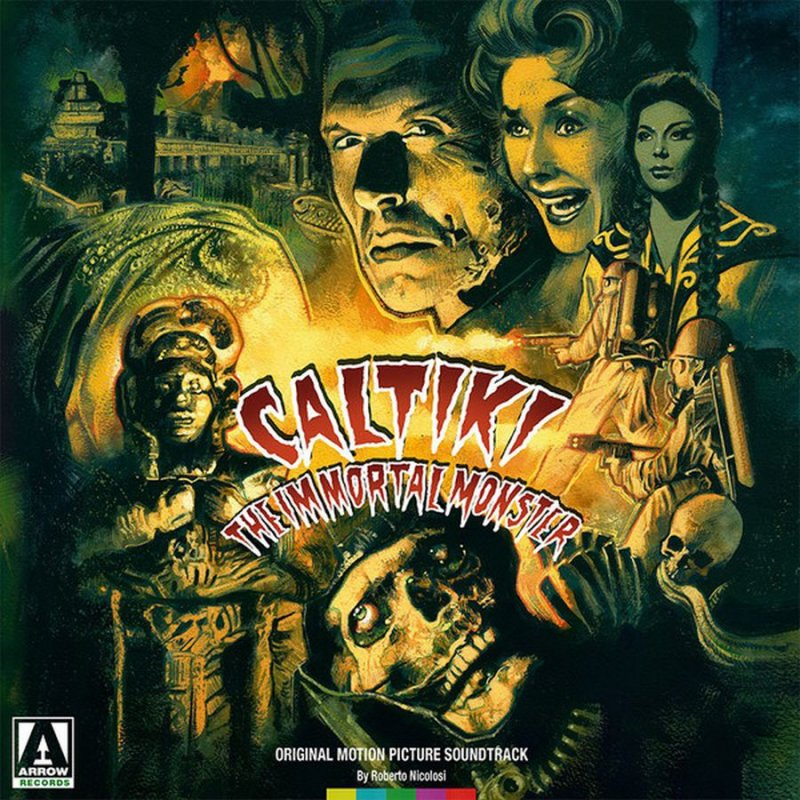Image of   Caltiki - The Immortal Monster - Soundtrack - Vinyl / LP