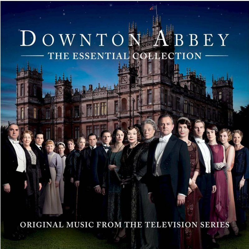 Image of   Downton Abbey Soundtrack - CD