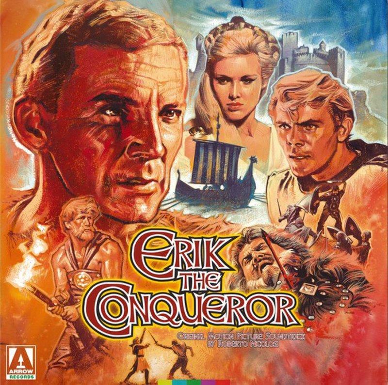 Image of   Erik The Conqueror - Soundtrack - Vinyl / LP