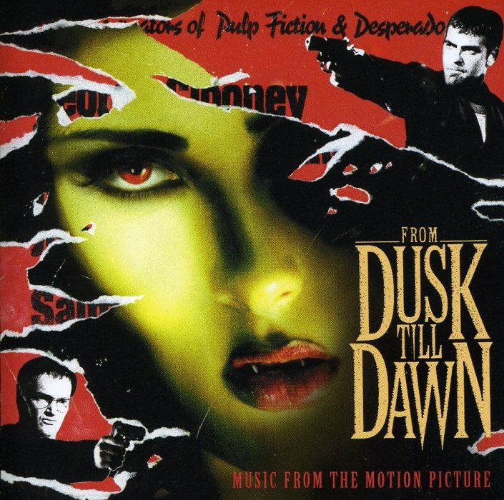 Image of   From Dusk Till Dawn Soundtrack - CD