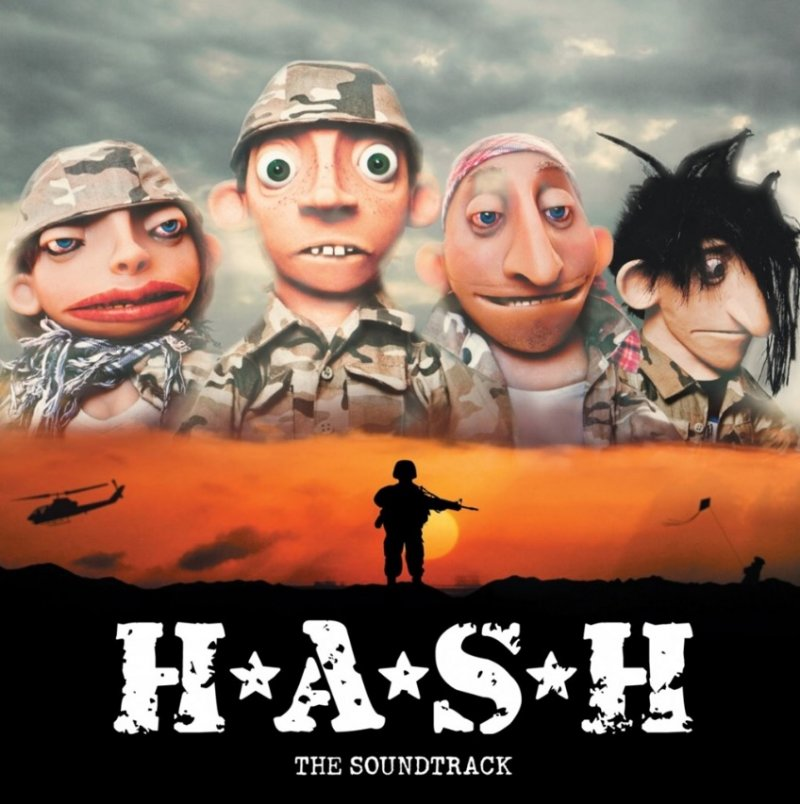 Image of   H*a*s*h Soundtrack - CD