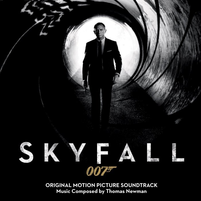 Image of   James Bond - Skyfall Soundtrack - CD