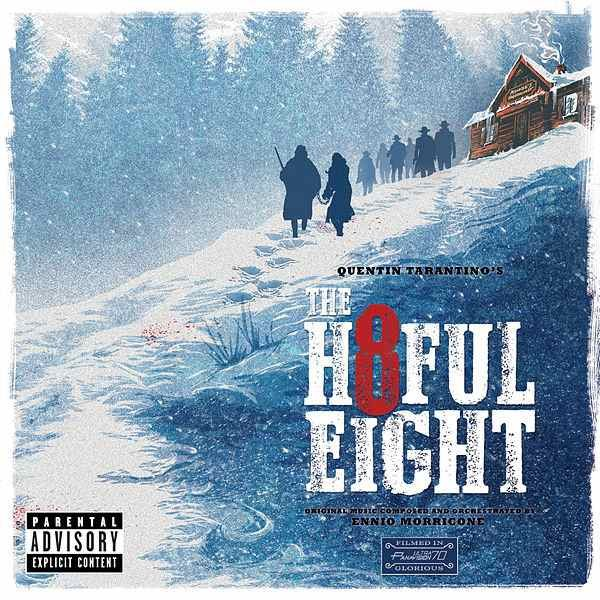 Image of   Ennio Morricone - Soundtrack - The Hateful Eight - CD