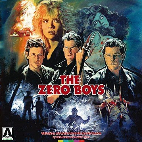 Image of   Hans Zimmer - The Zero Boys - Soundtrack - Vinyl / LP