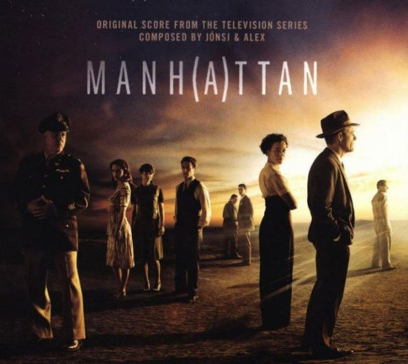 Image of   Manhattan - Soundtrack - CD