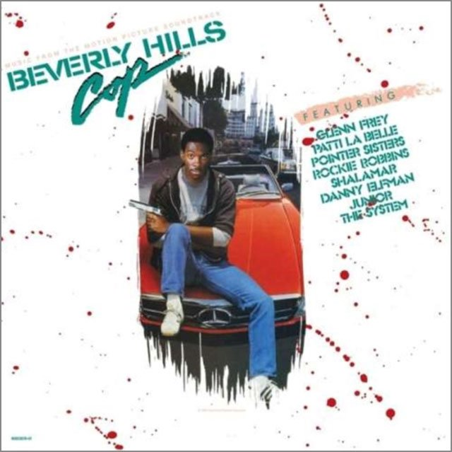 Image of   Beverly Hills Cop Soundtrack - Vinyl / LP