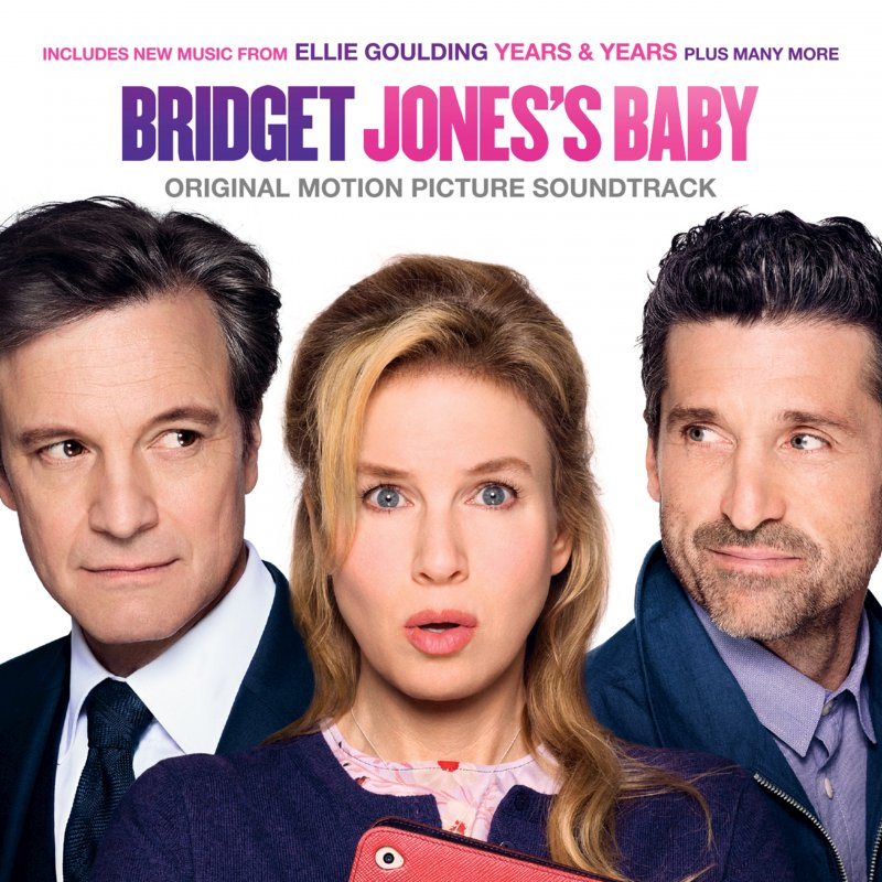 Image of   Bridget Joness Baby Soundtrack - CD